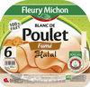 Blanc de poulet fumé Halal - 6 tr. - Product