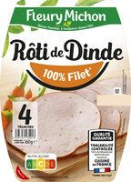 Rôti de Dinde - 100% filet* - Prodotto - fr