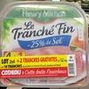 Le Tranché Fin (-25% de sel) (lot 2x4+2 tranches gratuites) - Product