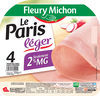 Le Paris léger - 4 tranches fines - Product