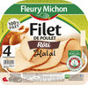 Filet de poulet rôti Halal - 4tr. - Product