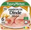 Jambon de Dinde - Halal - Producto