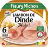 Jambon de Dinde - Halal - Produit