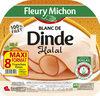 Blanc de dinde Halal - 8tr. - Produit