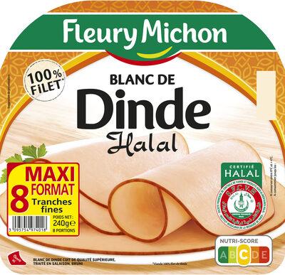 Blanc de Dinde - Halal - Prodotto - fr