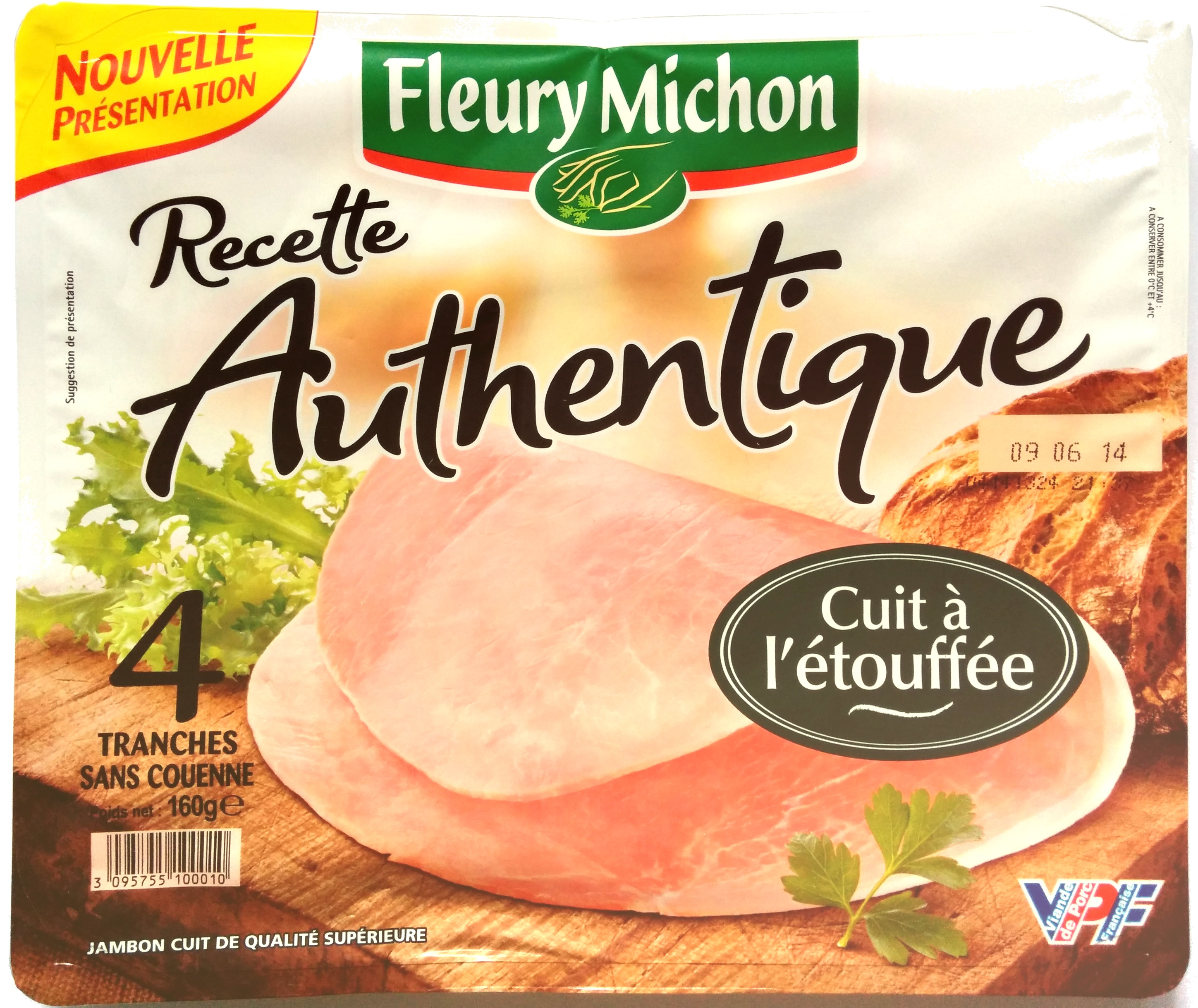 Recette Authentique cuit à l'étouffée - Produit