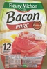 Bacon Porc Fumé - Product