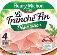 Le tranché fin Dégustation - 4tr. - Product - fr