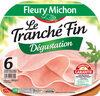 Le tranché fin Dégustation - 6tr. - 产品