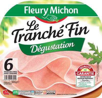 Le tranché fin Dégustation - 6tr. - Product - fr