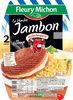 Le haché jambon au fromage la vache qui rit® - 2 pièces - Produit