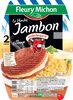 Le haché jambon au fromage la vache qui rit® - 2 pièces - Product