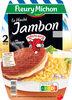 Le haché jambon au fromage la vache qui rit® - 2 pièces - Produkt