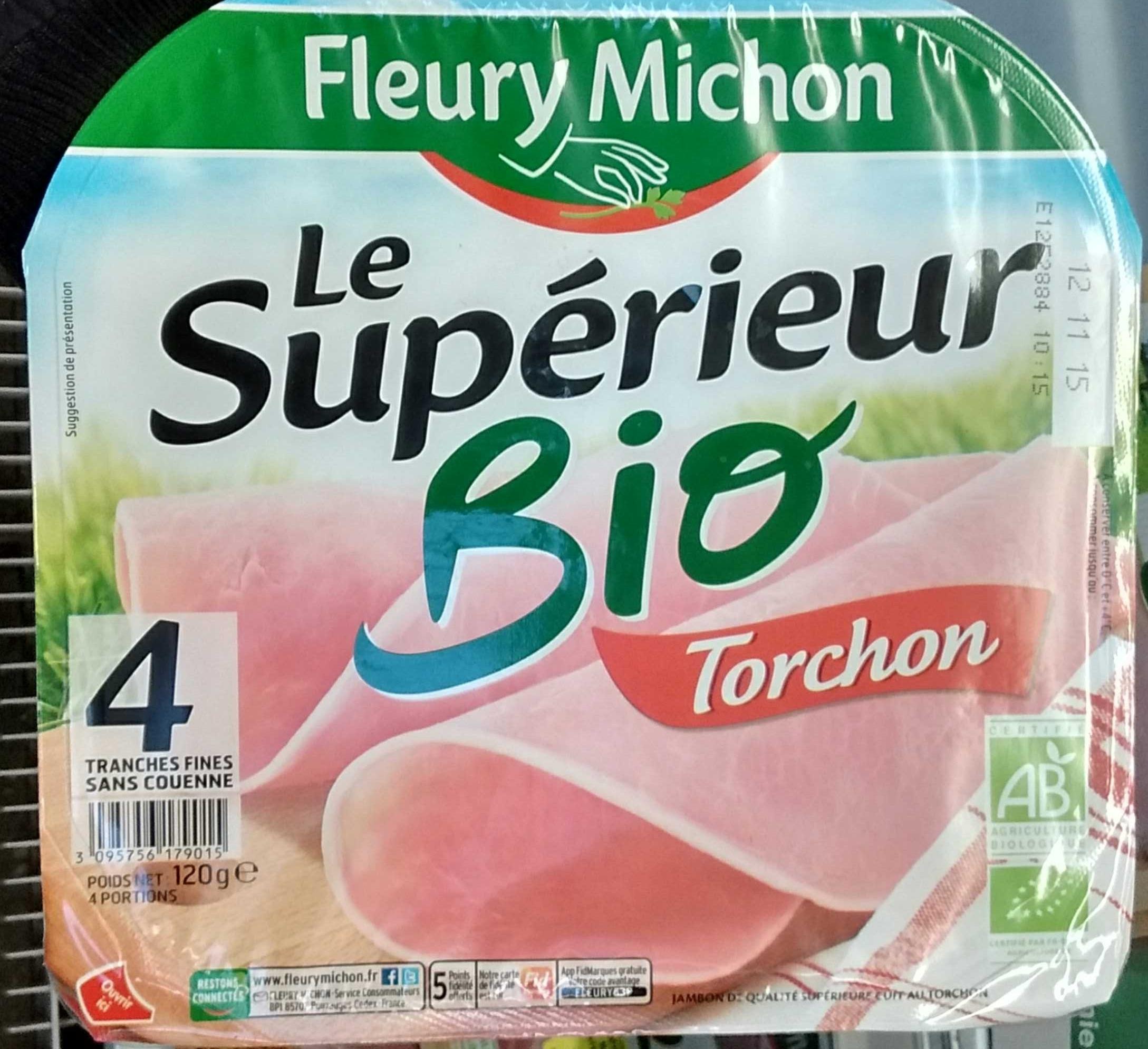 Le Supérieur Bio Torchon - Product - fr