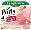 Le Paris sans gluten, sans céleri - 4 tr. - Producto