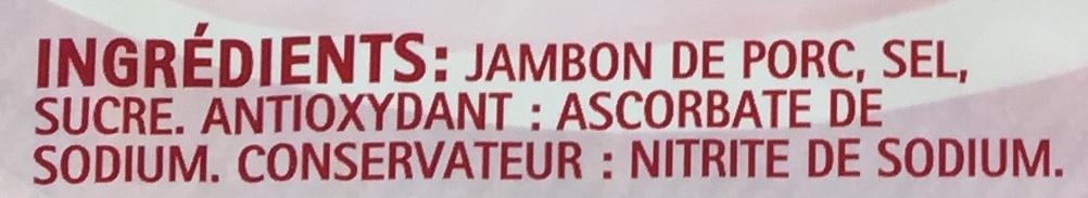 Le Paris sans gluten, sans céleri - 4 tr. - Ingredients - fr