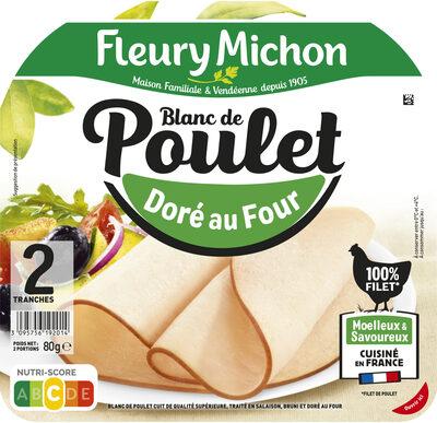 Blanc de Poulet - Doré au Four - Product - fr