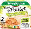 Blanc de Poulet Doré au four - 2 tr. - Product