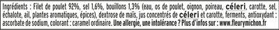 Blanc de poulet doré au four - 6 tranches fines - Ingredienti - fr