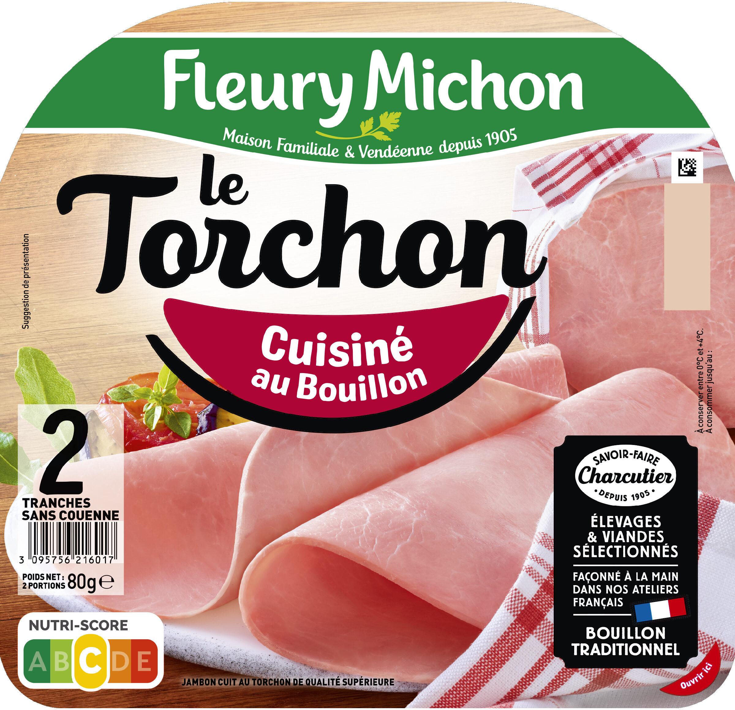 Le Torchon - Cuisiné au Bouillon - Prodotto - fr