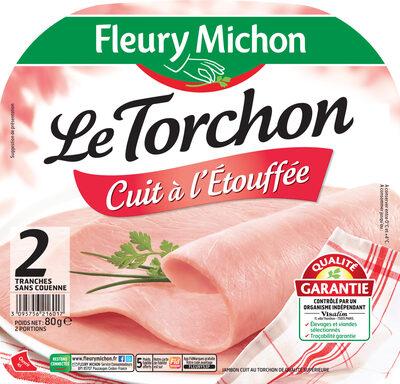 Le torchon Cuit à l'étouffée - 2tr. - Product