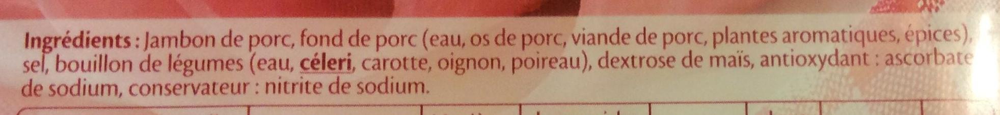 Le Torchon - Cuisiné au Bouillon - Ingredienti - fr