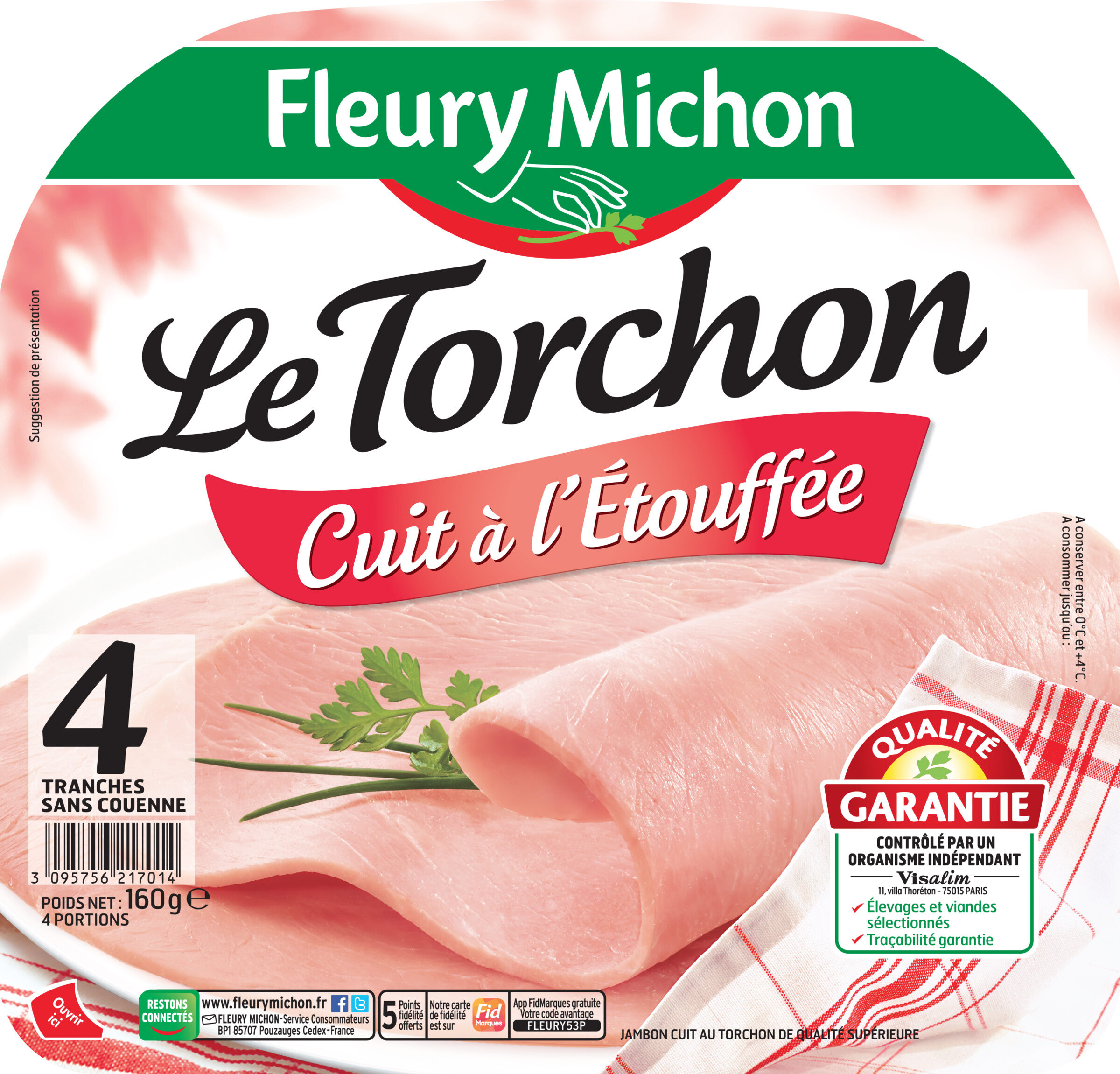 Le torchon Cuit à l'étouffée - 4tr. - Produit - fr