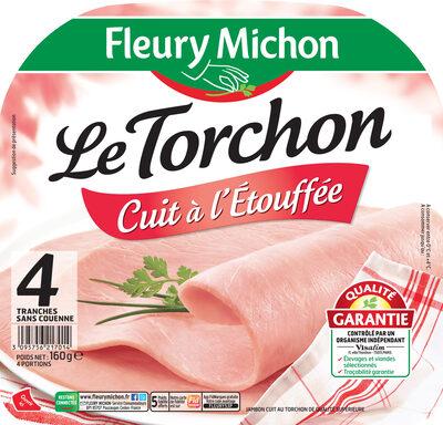 Le torchon Cuit à l'étouffée - 4tr. - Product