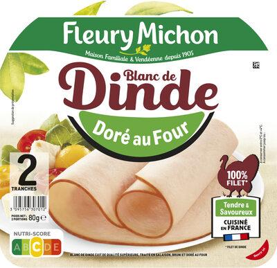 Blanc de Dinde - Doré au Four - Product - fr