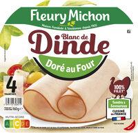 Blanc de Dinde Doré au four - 4tr. - Produit - fr