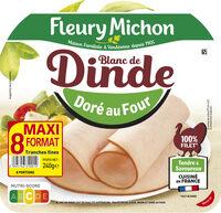 Blanc de Dinde Doré au four - 8tr. - Produit - fr