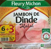 Jambon de dinde halal - Prodotto - fr
