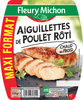 Aiguillettes de poulet rôti maxi-format - Product
