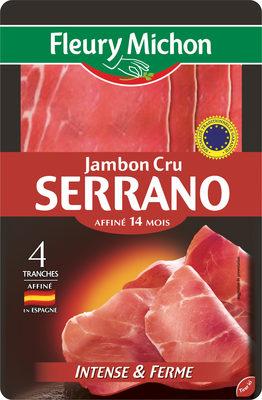 Jambon Cru Serrano Affiné 14 mois - Producto