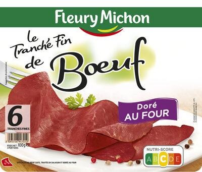 Le Tranché Fin de Boeuf - Doré au Four - Prodotto - fr