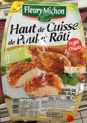 Haut de cuisse de poulet rôti - Product