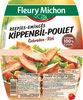 Emincés de poulet rôti - 2 x 75 g - Produit