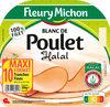 Blanc de poulet Halal - 10 tranches Fines - Produit