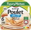 Blanc de Poulet  - 25% de sel* Halal - Prodotto