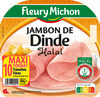 Jambon de dinde Halal - 10 tr. - Product