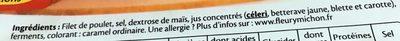 Blanc de Poulet Halal - Ingredienti - fr