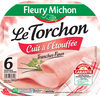 Le tranché fin torchon - 6 tranches fines - Product