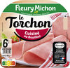 Le torchon tranches fines - 6 tranches fines - Product