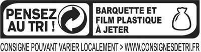 Le Torchon - Cuisiné au Bouillon - Istruzioni per il riciclaggio e/o informazioni sull'imballaggio - fr
