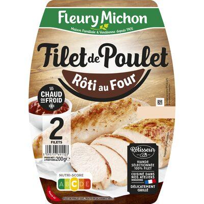 Filet de Poulet - Rôti au Four - 16