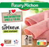 J'aime le jambon - 2 tranches - Product
