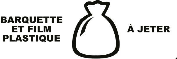 Pastrami de Boeuf - au Poivre - Istruzioni per il riciclaggio e/o informazioni sull'imballaggio - fr