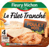 FILET TRANCHE DE POULET ROTI - 4 Tr. - Product