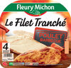 FILET TRANCHE DE POULET BARBECUE - 4tr. - Produit