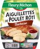 Aiguillettes de poulet rôti barbecue - 150 g - Product